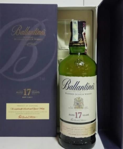 Ballantine\\\'s 17 Giftbox