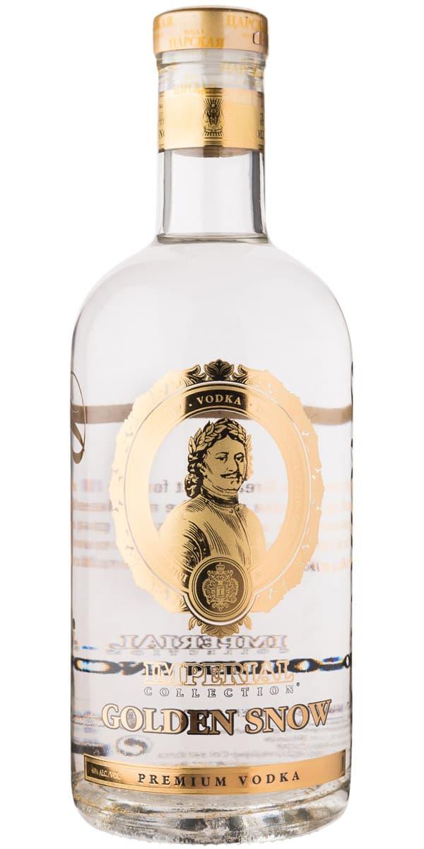 Vodka Imperial Golden Snow