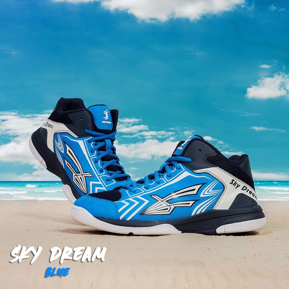 Giày Bóng Chuyền Beyono Sky Dream - Blue