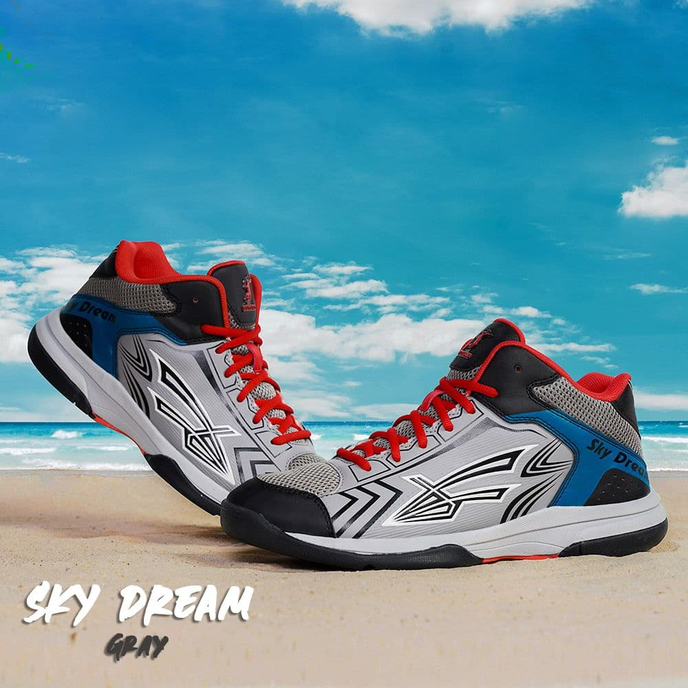 Giày Bóng Chuyền Beyono Sky Dream - Grey
