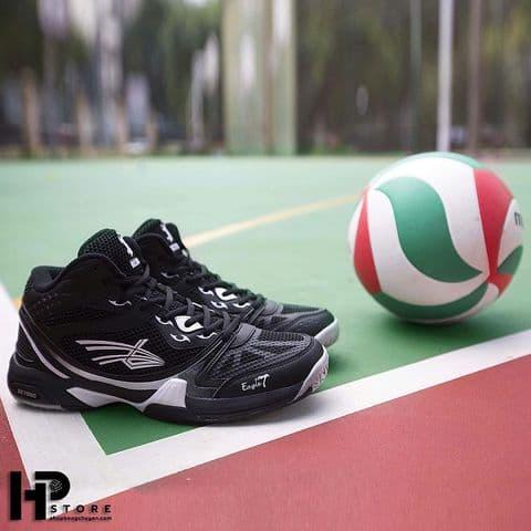Giày bóng chuyền Beyono Eagle 7 - Đen