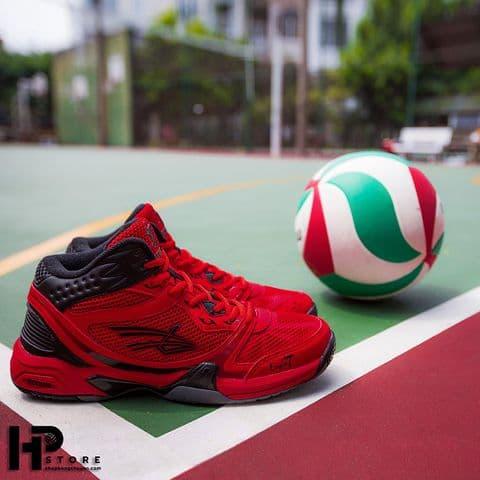 Giày bóng chuyền Beyono Eagle 7 - Đỏ