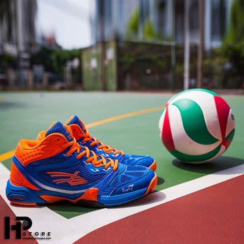 Giày bóng chuyền Beyono Eagle 7 - Xanh