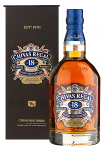 Chivas Regal 18 Years Old