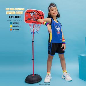 Bộ đồ thể thao trẻ em Beyono Layup