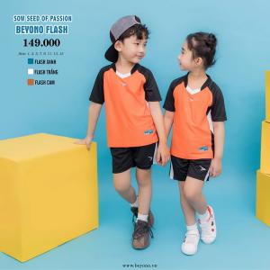 Bộ đồ thể thao trẻ em Beyono Flash