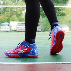 Giày bóng chuyền Beyono Golden Star C - Red Blue