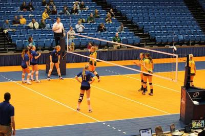 Chiều cao lưới bóng chuyền nam nữ và chuyền hơi chuẩn nhất !